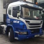Heng Lim Transport Truck